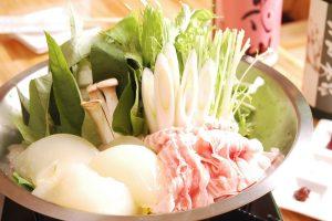 白美鍋(2人前)2,160円(ゲンセンソザイ商店 イスウ)